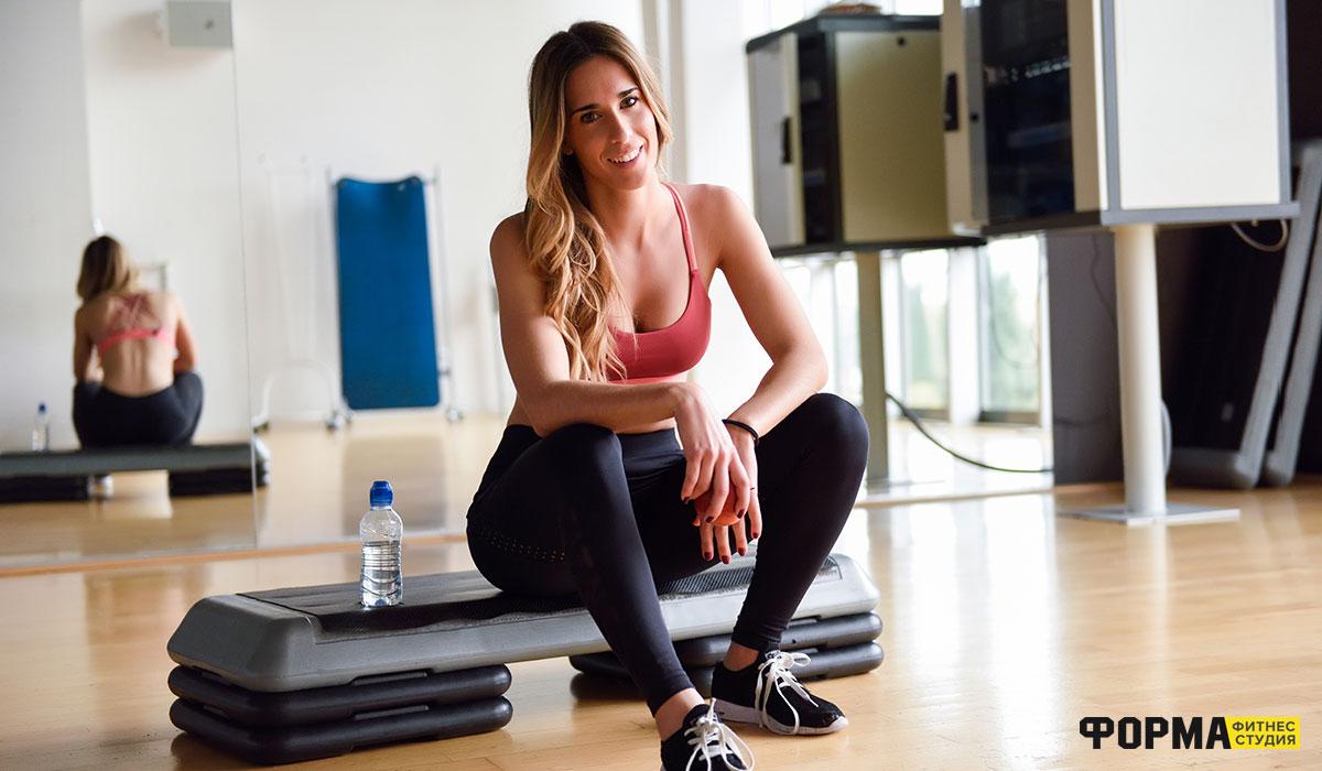 Нескучные виды фитнеса - групповые занятия в фитнес студии ФОРМА