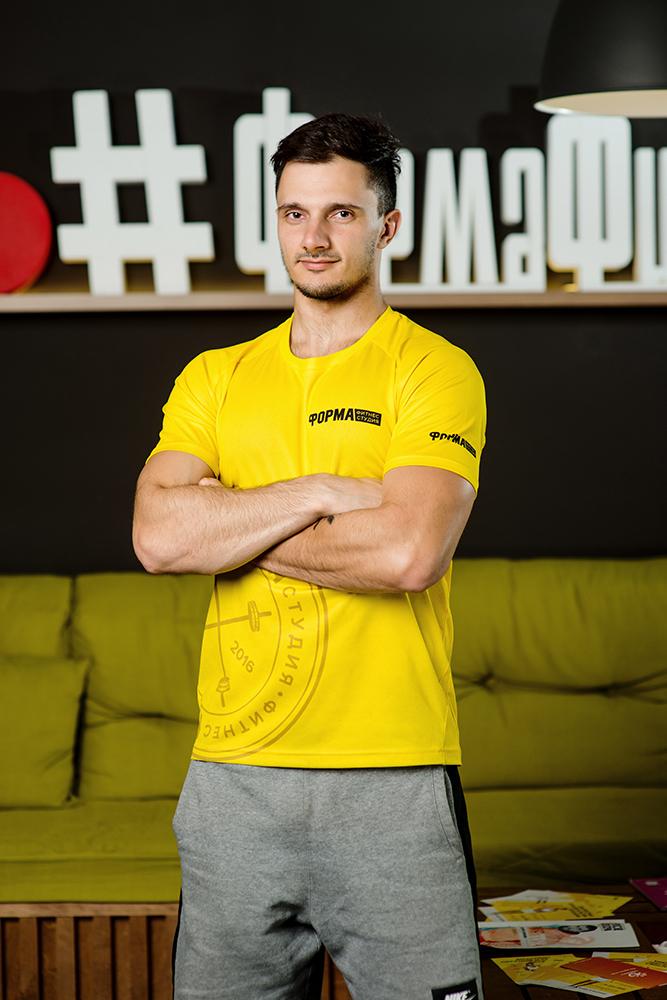 Михаил Басович